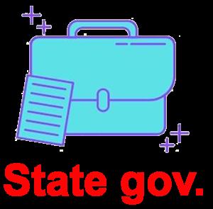state gov. job